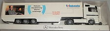 Webasto Auxiliary Heating Mercedes Benz Promo Wiking Mint OVP H0 1:87 √