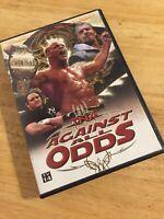 TNA Wrestling Against All Odds 2008 DVD Kurt Angle Booker T AJ Styles