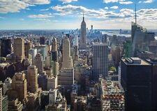 EMPIRE STATE BUILDING NEW YORK CITY Photo Wallpaper Wall Mural MANHATTAN 335x236