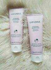 Liz Earle Hydrating Cream Face Mask 75ml Shea Butter,apricot kernal oil X 2 New
