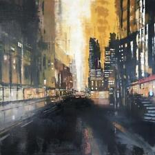 """Hot Summer Nights in New York City"" by Jose Martinez"