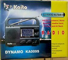 KAITO Battery and Dynamo Powered Radio
