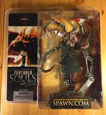 McFarlane Toys Clive Barker Tortured Souls 2 The Fallen Zain 2002 Action Figure