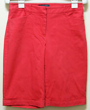SPORTSCRAFT SHORTS RED CHINO SHORTS, Sz 8 (#0500)