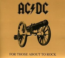AC/DC - For Those About to Rock We Salute You [New CD] Deluxe Edition, Rmst