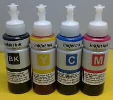 400ml Bulk Refill Ink for Epson Compatible L120 L130 L220 L310 T664 USA Ship