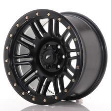 Japan Racing JRX7 Alloy Wheel 17x9 - 6x139.7 - ET0 - Matt Black