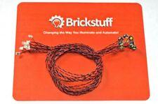 BRICKSTUFF TAGESLICHTWEIß PICO LED-LICHT BRETT 10ER PACKUNG - LEAF01-PCW-10PK