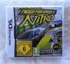 Need For Speed: Nitro (Nintendo DS, 2009) - Ohne Beschreibung!