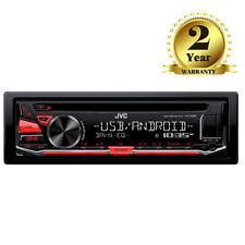 Autoradios et façades JVC avec interface USB pour véhicule