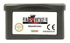 Final Fantasy VI GBA DS SP Game Boy Advance FRA/ENG/DEU/ESP/ITA PAL neuf