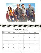 HAWAII FIVE-O  2020 Photo Calendar  Alex O'Loughlin +More   Hawaii Five-0