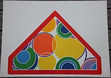 LEVEE John - Lithographie lithograph artwork signée numérotée MOMA New York /
