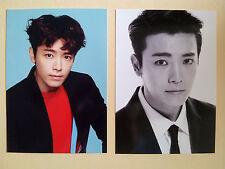SJ Super Junior M - Swing  Post Card Postcard  Official goods - Donghae / NEW