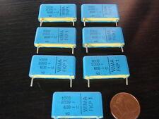 KONDENSATOR NOSTALGIE FKP-1 WIMA  1nF (1000pF) 2000V=  26x13x5mm   7x 25522