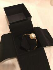 Chanel Pearl & Gold Tone Bracelet - Brand New!