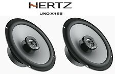 "HERTZ uno X165 6.5"" 16.5 cm 2-modi CAR AUDIO ALTOPARLANTI COASSIALI 220 W"