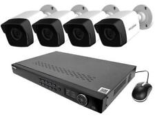 LaView LV-KNT982A42W4 4MP zoom HD 8 Channel NVR PoE IP Security System, with 2pc