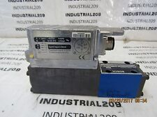 BOSCH HYDRAULIC PROPORTIONAL VALVE 0811404633 / 4WRPEH6C3B24L-2X/G24K0/F1M NEW