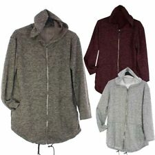 Unbranded Women's Zip Neck Hoodies & Sweats
