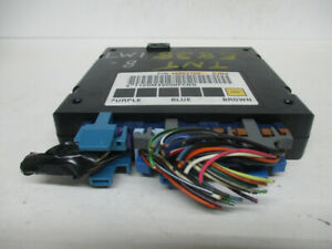 LW01-08 OEM 1998-2000 programmed BLAZER S10 SAFARI ASTRO BODY CONTROL MODULE BCM