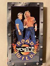 WCW Road Wild 98 VHS 1998 NWO WWF WWE DDP Hogan Leno  Bischoff