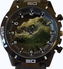 Verde Grande Dragón estilo nuevo regalo único reloj de pulsera GB Vendedor