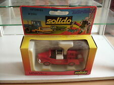 Solido Hotchkiss Fire truck in Red on 1:43 in Box