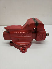 Craftsman 3915180 Bench Vise Swivel 3 12 Made In Japan Cleaned Amp Painted