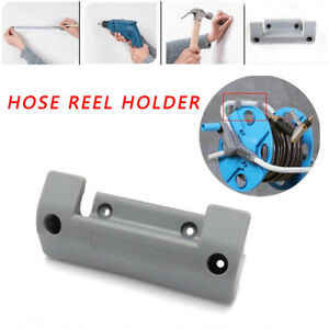 Hose Pipe Reel Holder Wall Mounted Store Tidy Water Pipe Fixing Bracket #E18