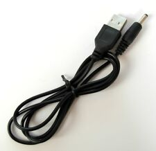 Cable Adaptateur USB alimentation DC 5V - 3,5x1,8mm - USB Adapter to 5V DC power