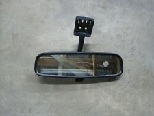 MK3 Toyota Supra Rear View Mirror Blue in Color OEM Part