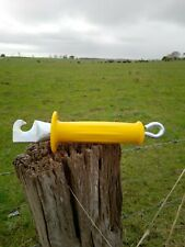 Electric Fence Gate Handle, Extra Heavy Duty UV Stabilised Impact, Drop Resistat