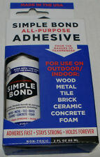 Simple Bond Adhesive 2-ounce Bottle