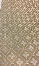 Fabricut Sand Diamond Checks Brocade Bella Fabric By The Yard