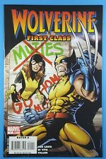 Wolverine First Class #17 FN 2009 Stock Image