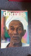 Domus Italian Design Magazine December 1980 #612