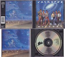 Michael Jackson Jacksons VICTORY CD Album 1984