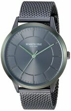 Kenneth Cole New York Men's Stainless Steel Quartz Casual Watch KC50781002