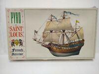 Pyro Saint Louis French Man O War Plastic Hobby Scale Model Kit #B210-400 md266