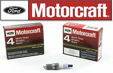Set of 8 Brand New Genuine Motorcraft Spark Plug SP-479 AGSF22WM