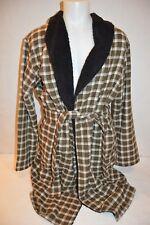 UGG Australia Man's KALIB Plaid Robe NEW Size Medium/Large  Retail $165
