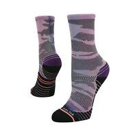 STANCE Fusion Run Compress Compression Crew Socks Women's sz S Small (5-7.5)