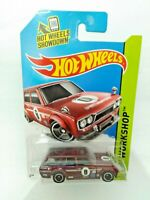 Hot Wheels 2014 Super Treasure Hunt '71 Datsun Bluebird 510 Wagon Mesh Grill