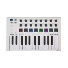 Arturia MiniLab MKII MK2 25-Key USB MIDI Keyboard Controller + Ableton Software