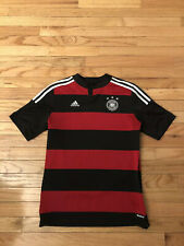 Team Germany Adidas Climacool Youth Soccer Jersey Size Xl