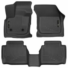 HUSKY WEATHERBEATER FRONT & REAR BACK FLOOR LINERS 2017-19 Fusion & Lincoln MKZ