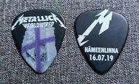 Metallica Hämeenlinna Finland Worldwired Tour 2019 Pick Plectrum Berlin