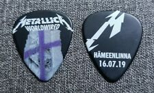 Metallica Hämeenlinna Finland Worldwired Tour 2019 Pick Plectrum Berlin 3 for 2