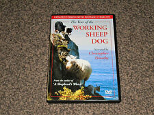 THE YEAR OF THE WORKING SHEEP DOG : CHRISTOPHER TIMOTHY DVD IN VGC (FREE UK P&P)